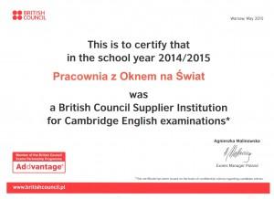 certyfikat.poziom
